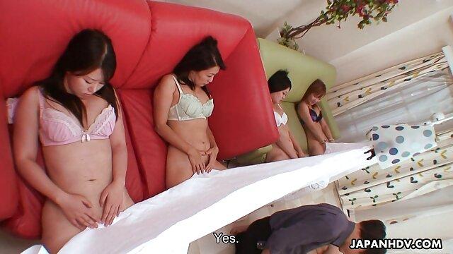 A Vicki filme pornô com as atrizes brasileiras Haunt é desfeita pelo Markus Dupree.